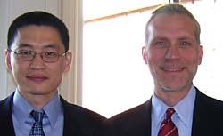 Heng Yu and William Buhro