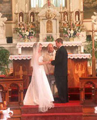New study shows marriage substantially increases a person's likelihood of becoming affluent.