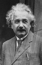 The year 2005 marks the 100th anniversary of Albert Einstein's