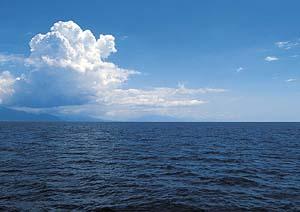 Calm seas can turn deadly...