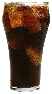 Teenage soda consumption is on the rise.
