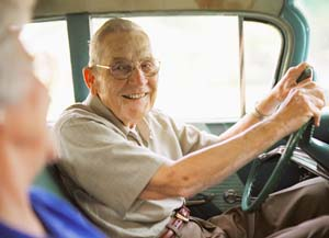 Routine tasks that require the shifting of attention, such as driving a car while conversing with a passenger, may become more challenging for people in very early stages of Alzheimer's disease, suggests a new study from Washington University in St. Louis.