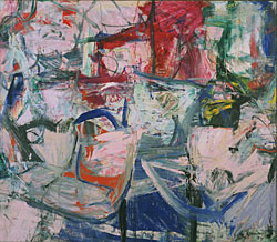 Willem de Kooning, *Saturday Night*