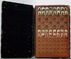 Marcel Duchamp *Pocket Chess Set*