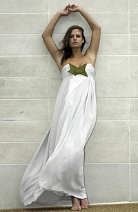 Gown by Catherine Polacek