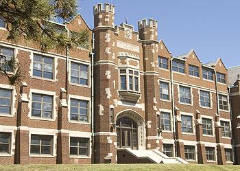 University acquires former high school from concordia - Interior design schools in st louis mo ...