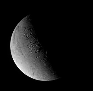 Hot sports on Saturn's tiny satellite, Enceladus, could be telltale signs of life on the frigid moon.