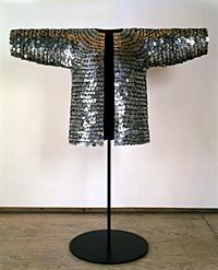 Do-Ho Suh, *Metal Jacket,* 1992/2001