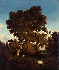 Jules Dupré, *The River* (c.1850)