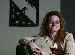 Dr. Cheryl Bergin, who was anorexic for 14 years, says that