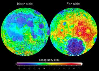 moon topo map