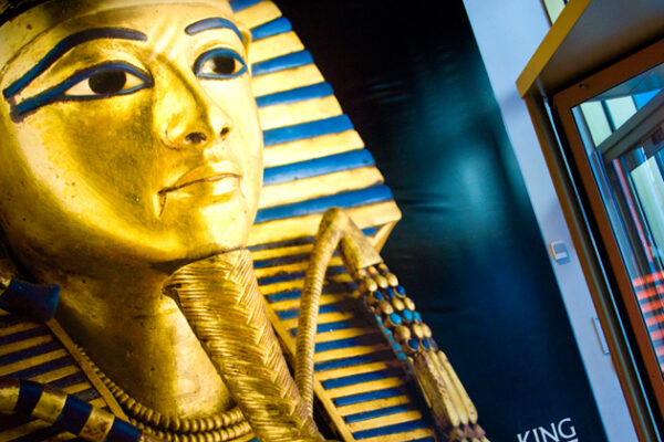 Classes Without Quizzes: Tutankhamun and the Golden Age of the Pharaohs