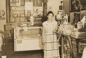 Lillie Velma Pearson opened Tillie's Food Shop at the corner of Garrison and Sheridan avenues in the north St. Louis neighborhood of JeffVanderLou in 1948 at a time when black St. Louisans were kept out of white institutions and forced to create their own spheres of commerce, entertainment, religious and cultural life.
