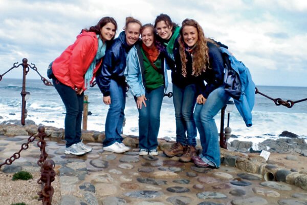 Students Engage in Chilean Culture & Community Service
