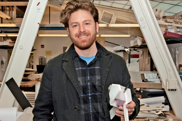 Danforth Scholar Builds on Architectural Opportunities