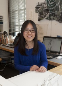 Wu, a native of Shanghai, China, has a strong interest in blending the natural landscape with the cultural landscape.