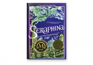 "Rachel Hartman, AB '94, creates a ""laboratory of thought experiments"" in her Morris Award–winning, debut fantasy novel, Seraphina."