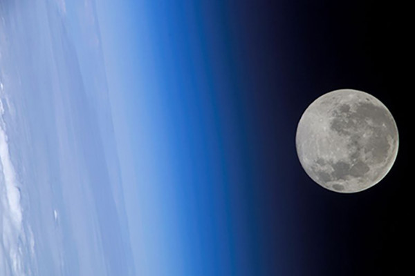 Earth and moon's origins are topic of 2014 McDonnell Distinguished Lecture