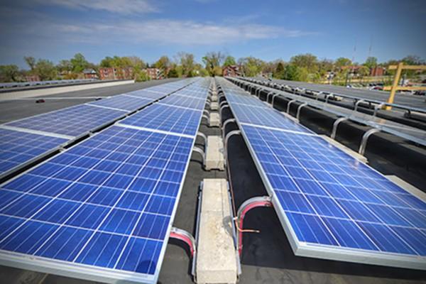 University makes major solar commitment
