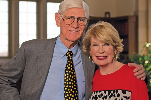 Dolph and Barbara Bridgewater