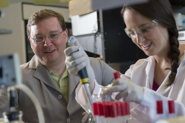 Washington University's Joseph Jez is one of 15 'million dollar professors'