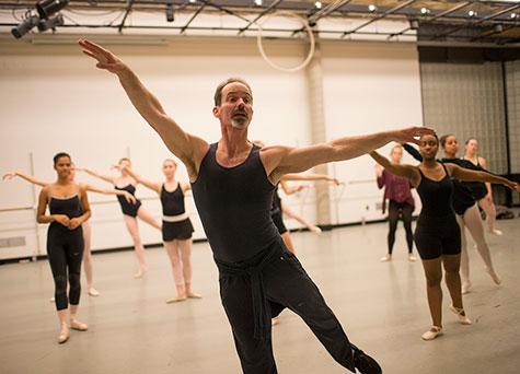 John Gardner Ballet