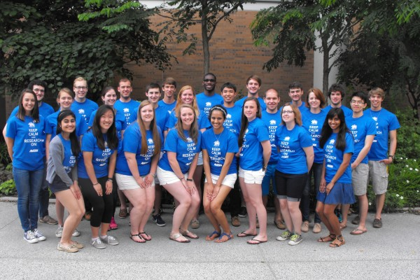 Washington University receives new grant to host Amgen Scholars Program