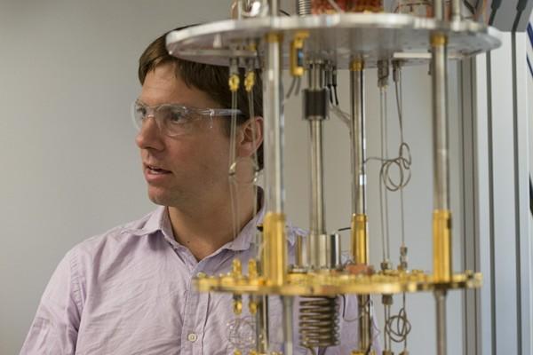 Murch wins Sloan Research Fellowship