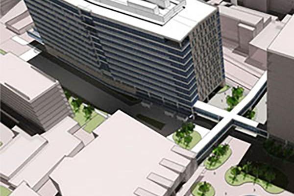 School of Medicine, BJC HealthCare plan new office building