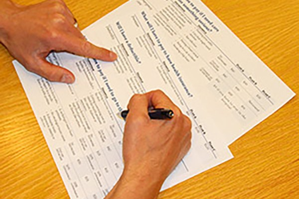 Study suggests ways to simplify health insurance enrollment