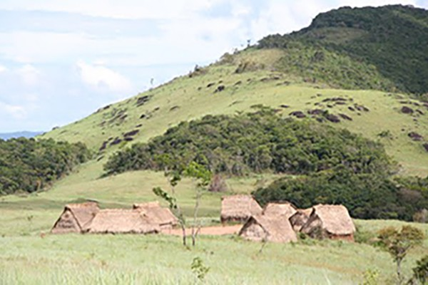 Bacterial flora of remote tribespeople carries antibiotic resistance genes