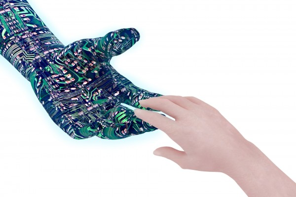 Device developed at Washington University may allow sensations in prosthetic hands