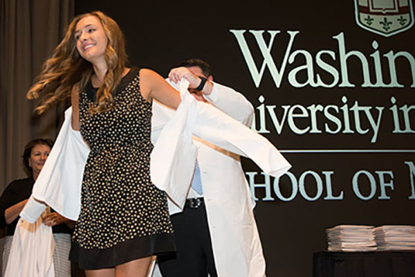 What my white coat means tome