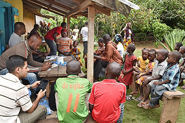 $7 million grant aids efforts to eliminate neglected tropical diseases​