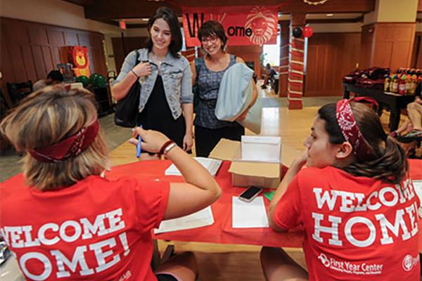 MEDIA ADVISORY: Washington University welcomes new students Thursday, Aug. 20
