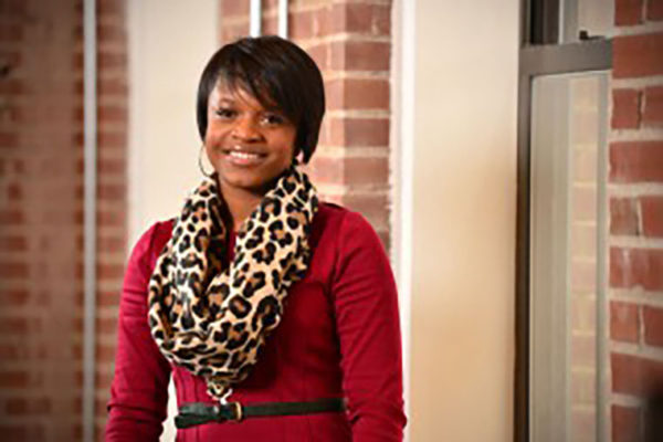 Alumna receives national honor for civic leadership