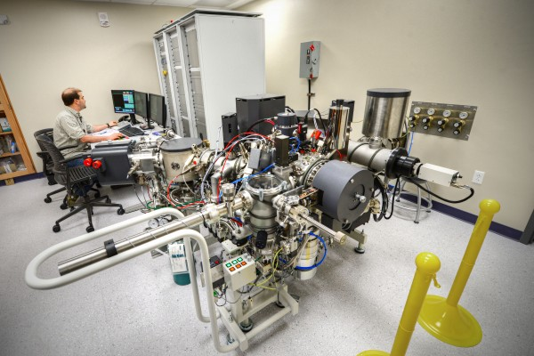 $2.4 million instrument upgrade will let scientists see what is happening inside microbes
