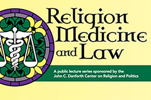 Lecture series examines intersection of religion, medicine, law