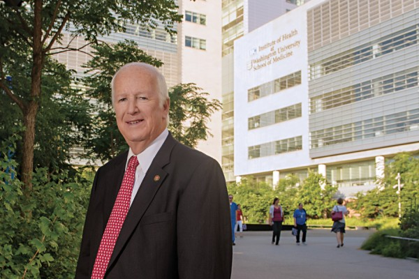 Medical school dean search committee named