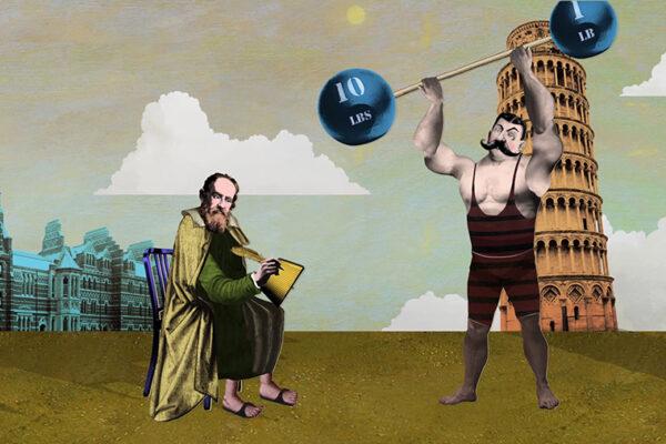 Was Galileo Wrong?