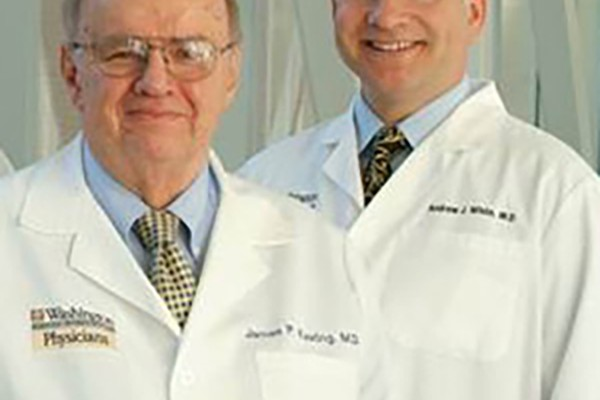 White named James P. Keating, MD, Professor of Pediatrics