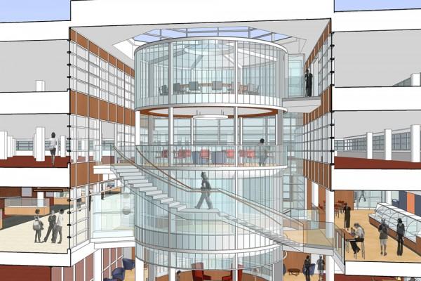 Reimagining Olin Library
