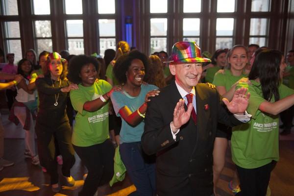 Media Advisory: Washington University Dance Marathon
