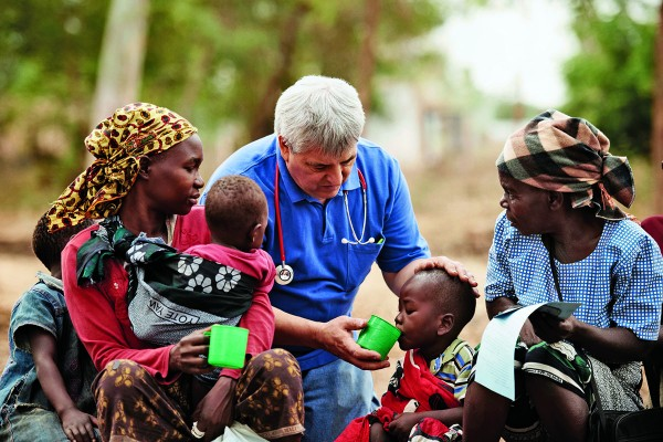 Researchers tackle malnutrition on many fronts