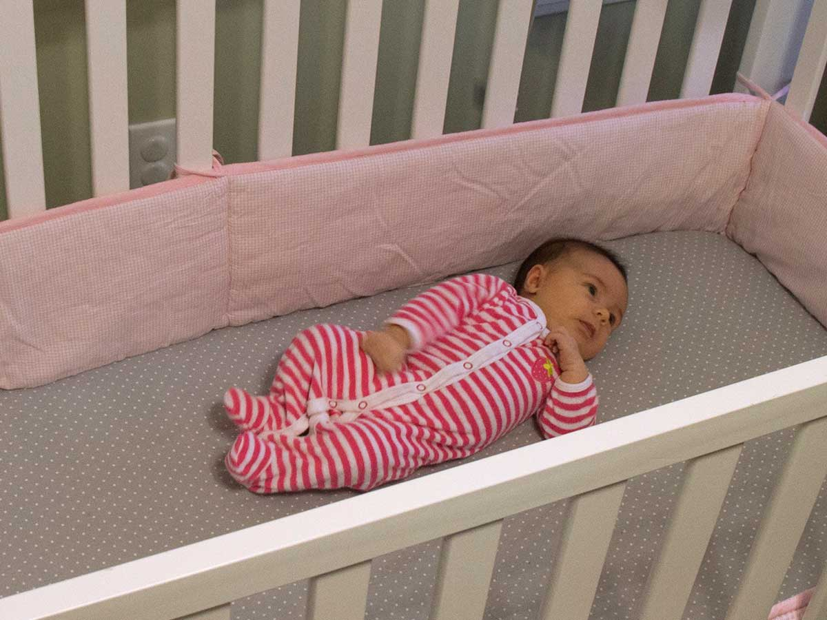 Study Shows Increase In Infant Deaths Attributed To Crib Bumpers   The  Source   Washington University In St. Louis