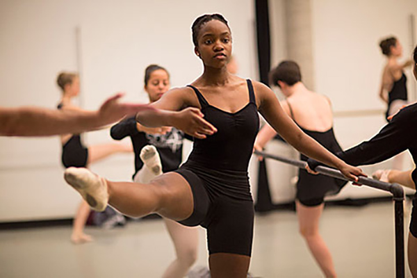 New MFA in Dance