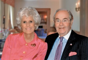 Elizabeth H. and James S. McDonnell III (Courtesy photo)