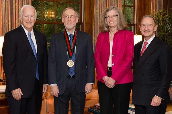 Goldberg named Kipnis Distinguished Professor