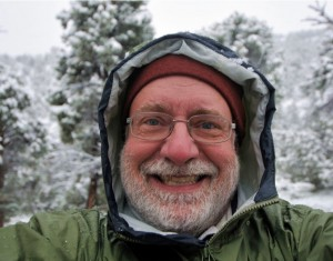 Randy Korotev selfie