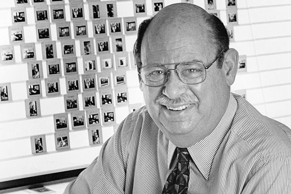 Obituary: Herbert Weitman, photographic services director for more than four decades, 89